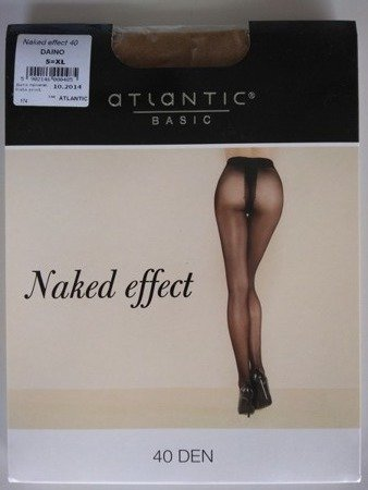 BLT-004 Rajstopy Naked Effect  (40 DEN) Daino