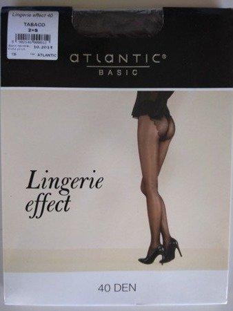 BLT-006 Rajstopy Lingerie Effect  (40 DEN) Tabaco
