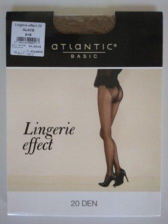 BLT-005 Rajstopy Lingerie Effect  (20 DEN) Glace