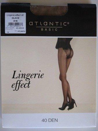BLT-006 Rajstopy Lingerie Effect  (40 DEN) Glace